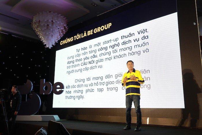 Startup Việt ra mắt ứng dụng gọi xe 'be', đặt mục tiêu 105 triệu chuyến năm 2019