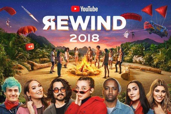 Việt Nam vào top 10 Video YouTube Rewind 2018