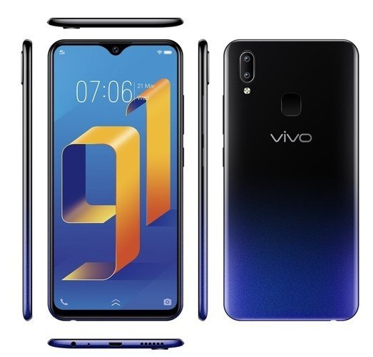 Vivo Y91 ra mắt, RAM 3GB, pin 4030mAh, giá dưới 5 triệu đồng