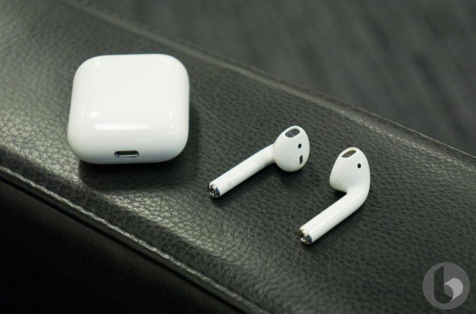 Apple AirPods có thể được sử dụng để nghe lén