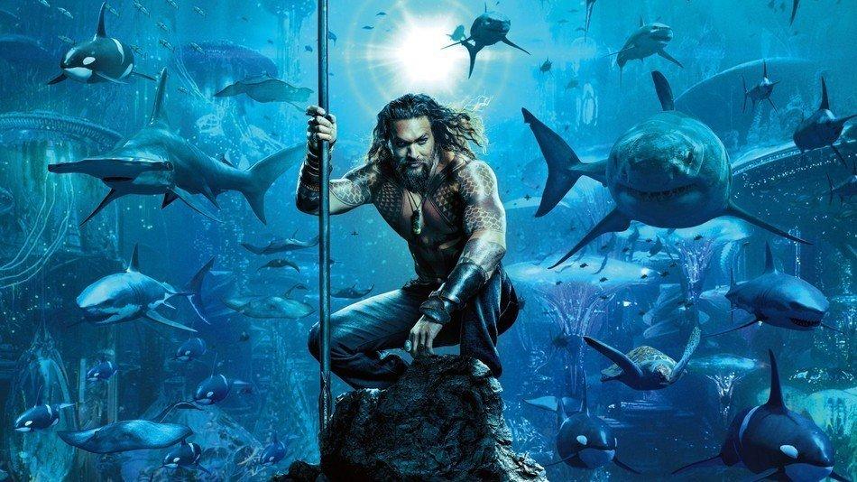 Aquaman vượt mốc 1 tỷ USD doanh thu trên toàn cầu