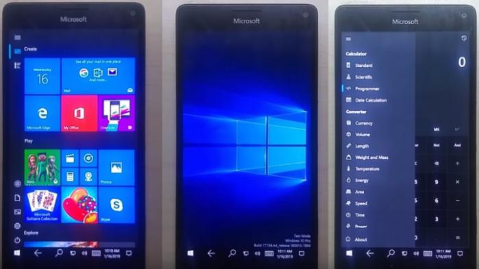 Công cụ mới giúp cài đặt Windows 10 ARM dễ dàng trên Lumia 950