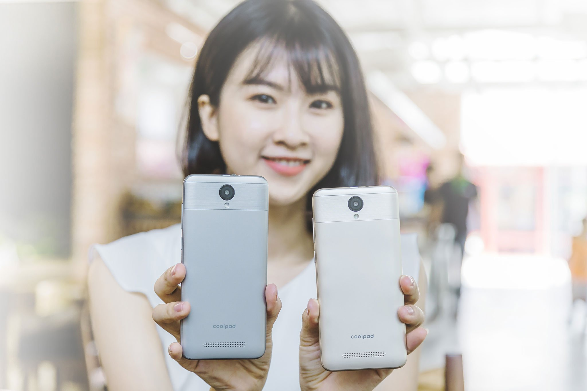 Smartcom chính thức ra mắt bộ đôi Coolpad N3C và N5C