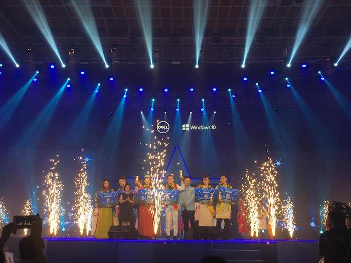 Dell tổ chức chung kết cuộc thi Tòa sáng ước mơ