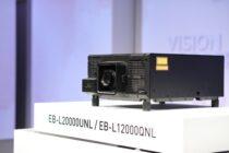 Epson ra mắt hai dòng máy chiếu laser 3LCD mới