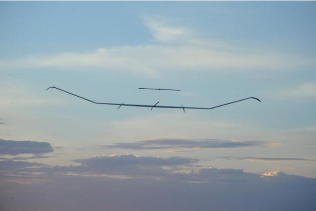 Facebook vẫn chưa từ bỏ ý định xây dựng hệ thống drone cung cấp internet