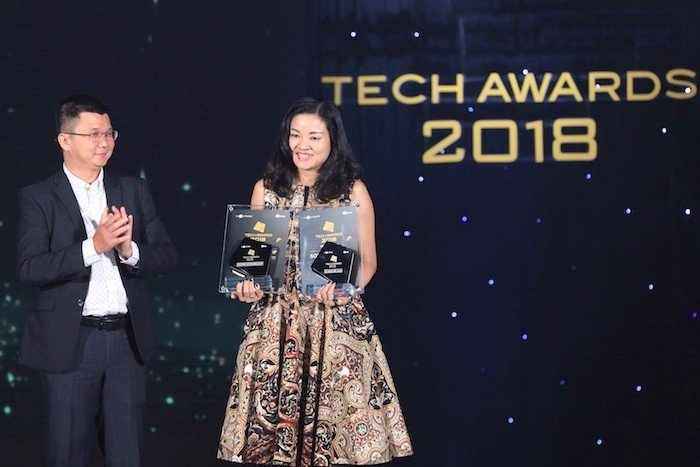 Galaxy Note9 vượt qua iPhone Xs Max tại Tech Awards 2018