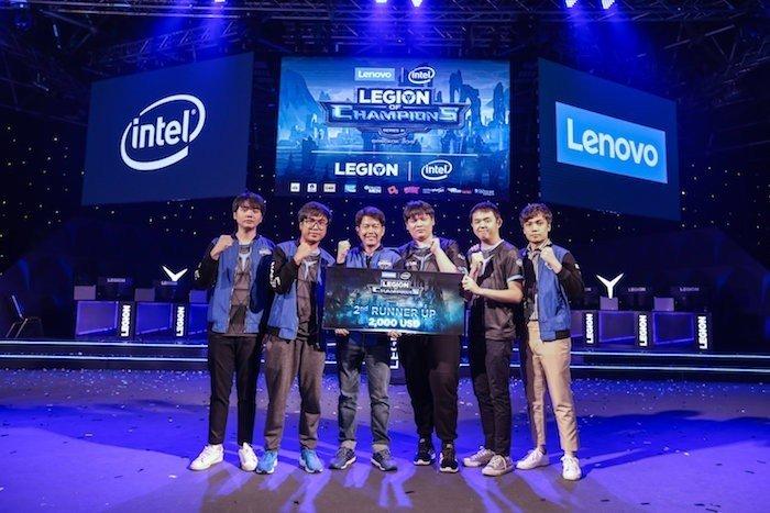 Giải đấu eSport Legion of Champions III 2019 kết thúc