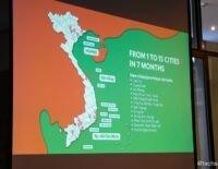 GrabFood hiện đã có mặt tại 15 tỉnh thành