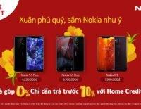 HMD Global tổ chức khuyến mãi 'Xuân phú quý, sắm Nokia như ý'