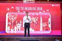 Huawei tri ân người dùng với nhiều ưu đãi mùa Tết