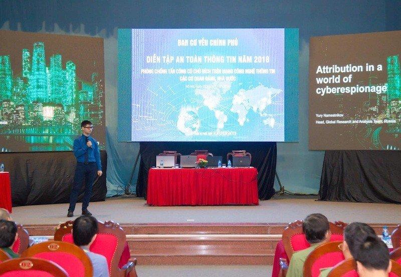 Kaspersky: Doanh nghiệp Việt đang tích cực đầu tư bảo mật