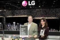 LG thắng hơn 140 giải thưởng tại CES 2019