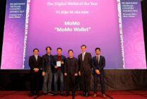 MoMo hai lần được vinh danh tại giải thưởng quốc gia
