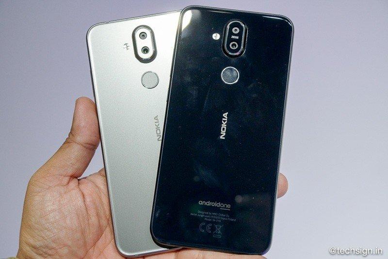 Nokia 8.1 lên kệ giá 7,99 triệu, mua trả góp chỉ cọc 800.000 VND