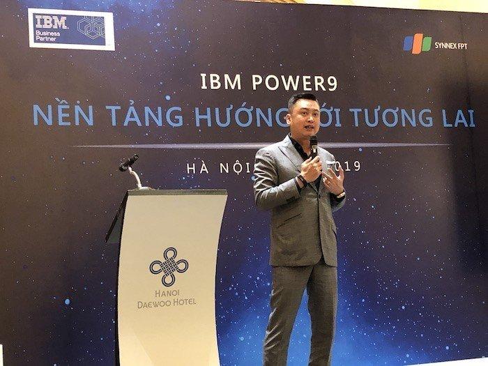 Ra mắt máy chủ IBM Power Systems kết hợp bộ xử lý POWER9