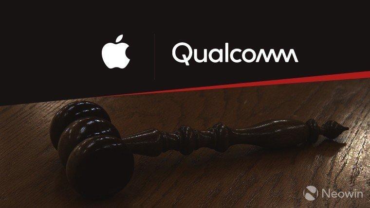 """Rò rỉ các email làm rõ nguyên nhân """"chiến tranh"""" của Qualcomm và Apple"""