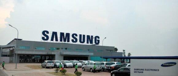 """Samsung đoạt giải thưởng """"Doanh nghiệp tiêu biểu năm 2018"""""""