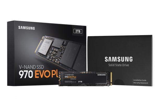 Samsung lên kệ SSD 970 EVO Plus, giá từ 2,5 triệu cho bản 250GB