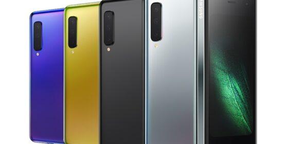 Samsung giới thiệu Galaxy S10, S10+, S10e và Galaxy Fold tại sự kiện Unpacked 2019