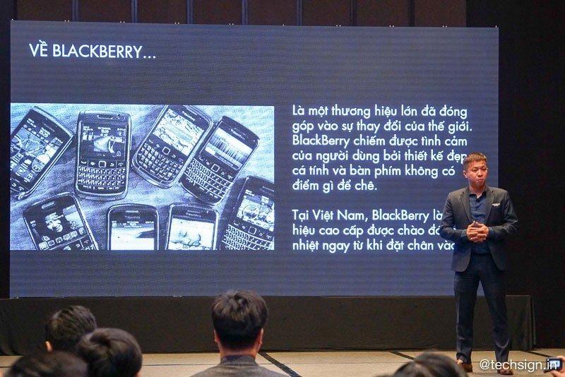 BlackBerry Evolve ra mắt giá 7,99 triệu đồng