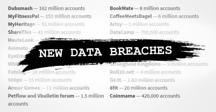 Hacker lại rao bán 127 triệu tài khoản mới