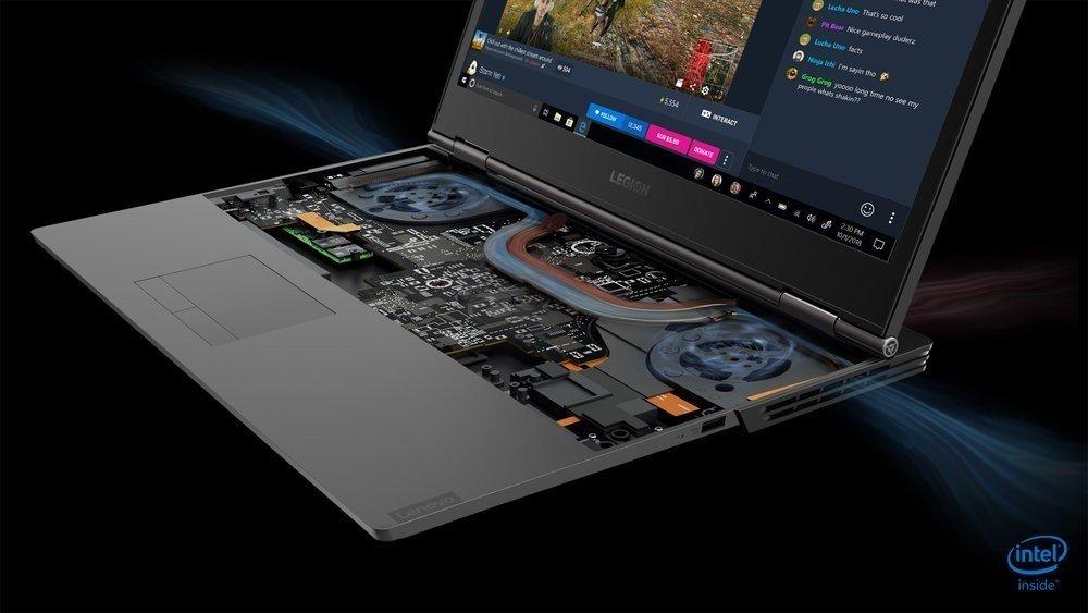 Lenovo Legion Y740 chính thức lên kệ với giá 48.000.000 đồng