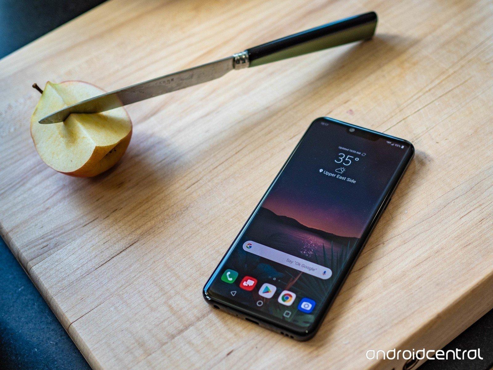LG G8 ThinQ: cấu hình mạnh, nhiều tính năng ấn tượng