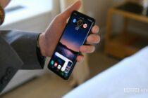 LG G8 ThinQ có khả năng mở khóa bằng tĩnh mạch ở lòng bàn tay