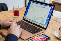 Macbook Air 2018 tân trang giá rẻ như iPhone Xs