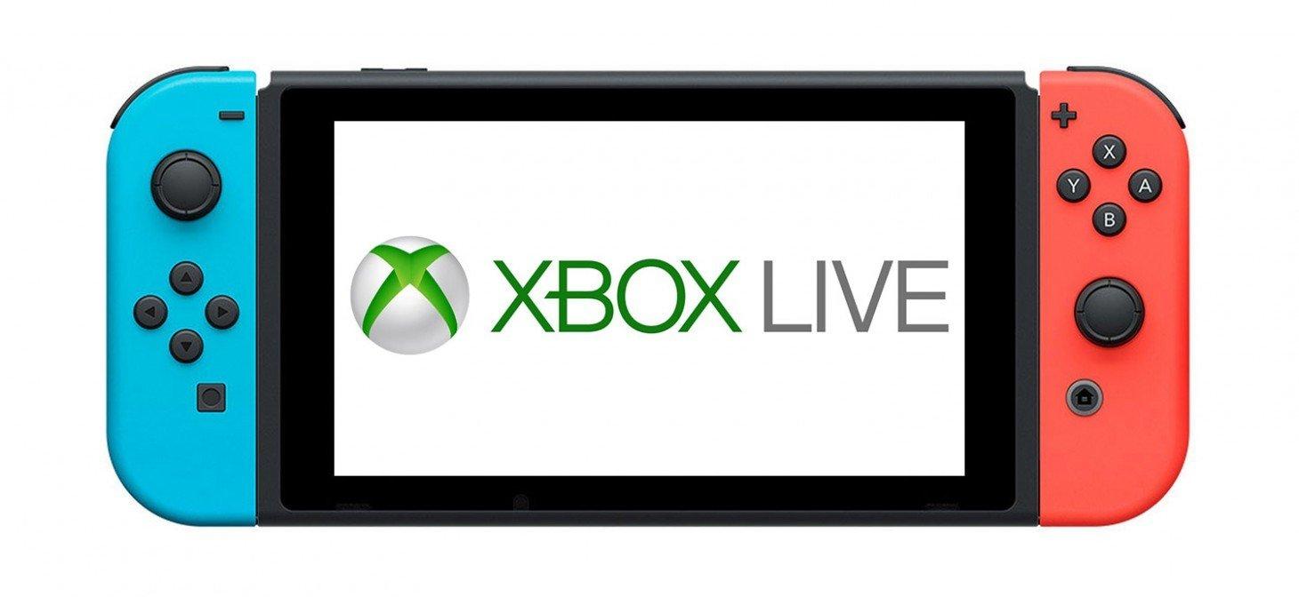 Microsoft sẽ chuyển Xbox One sang Nintendo Switch