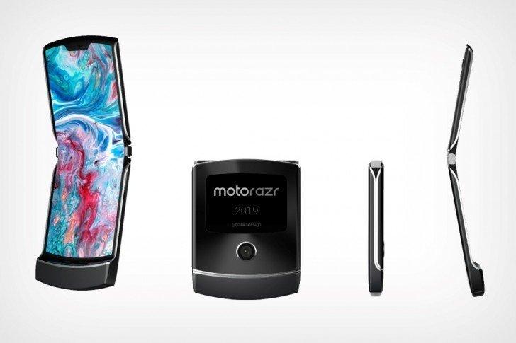 Motorola Razr V3 tái hiện 'đẹp long lanh'