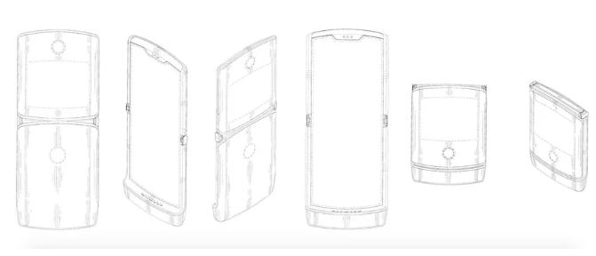 Motorola sẽ trở lại với một smartphone màn hình gập