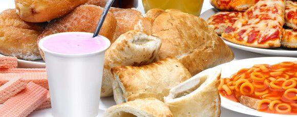 Nghiên cứu chỉ ra thực phẩm đã qua chế biến có thể dẫn đến tử vong sớm