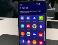 Người dùng có thể đặt lại nút Bixby trên Galaxy S10 để mở ứng dụng khác