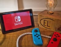 Nintendo Switch có thể hỗ trợ game thực tế ảo