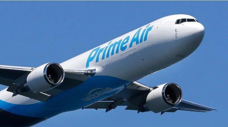 Rơi máy bay chở hàng của Amazon tại Mỹ