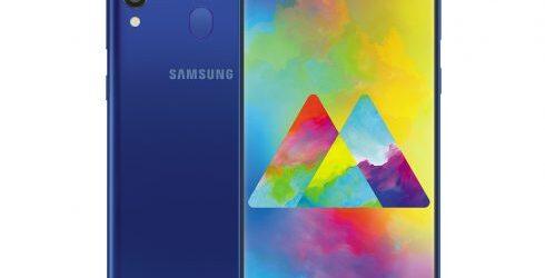 Samsung chính thức ra mắt Galaxy M20 sở hữu siêu pin tại Việt Nam