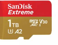 Thẻ microSD mới có dung lượng lên đến 1TB