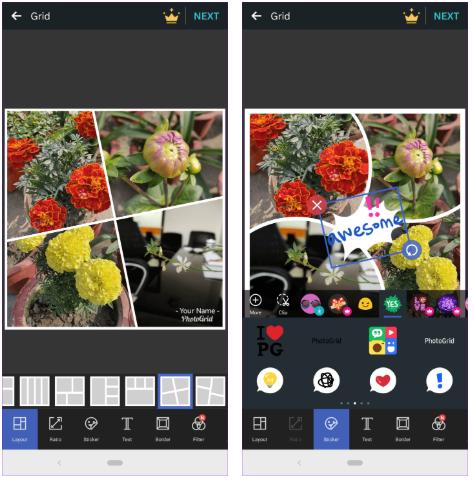 Top 7 ứng dụng ghép ảnh độc đáo cho Android