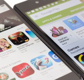 Ứng dụng Android được lập trình để ghi hoạt động người dùng
