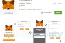 Ứng dụng khả nghi trên Play Store chuyên ăn cắp tiền mã hóa