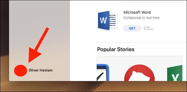 Xem toàn bộ ứng dụng đã tải từ Mac App Store