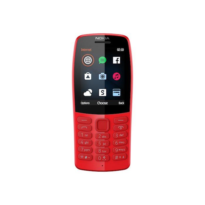 Nokia 210 bán ra từ ngày mai 29/3, giá 780 ngàn
