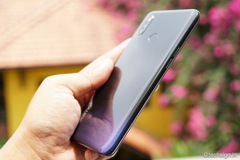 Trên tay smartphone Realme 3 sắp ra mắt tại Việt Nam