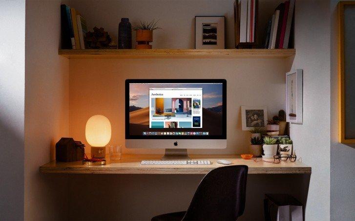 Apple cập nhật tùy chọn cho iMac với CPU Intel Core và GPU AMD Vega