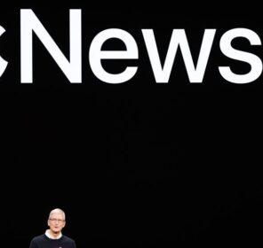 Apple News+, Arcade, Card và Apple TV+ vừa được ra mắt