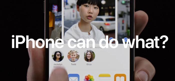 Apple tung video hướng dẫn ngắn về một số tính năng trên iPhone