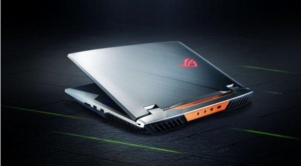 ASUS ROG giới thiệu laptop gaming sử dụng đồ họa GeForce RTX tại sự kiện Unleashed the Beasts
