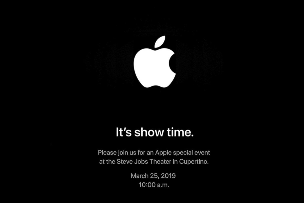 Có gì ở sự kiện của Apple vào 25/3 tới?